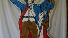 Französische Revolution Figuren, Frankreich, Robespierre, Jeanne d´Arc, Französisch, Revolution, Bastille