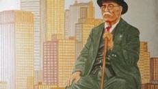 Amerika Banker Kulisse, Amerika, Kulisse, Banker, Bank, amerikanisch, amerikanischer Banker, Event, Messe