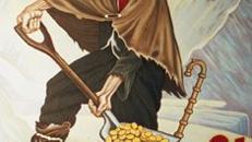 Amerika Goldrausch Kulisse, Amerika, Goldrausch, USA, Gold, Goldgräber, Kulisse, Amerika Kulisse, USA Kulisse
