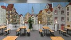 Altstadt Kulisse, Altstadt, Kulisse, Fachwerkhaus, Fachwerk Kulisse, Fachwerkhaus Kulisse, altdeutsche Hausfassaden