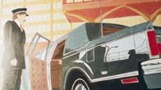 Amerika Cadillac Kulisse, Kulisse, Amerika, Cadillac, Auto, Oldie, Oldtimerkulisse, Oldtimer, Event, Messe