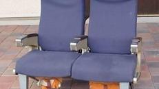 Flugzeugsitze, Flugzeug, Flug, Fliegen, Sitze, Luftfahrt, Luftfahrzeug, Luft, Flugzeugplatz, Sitzplatz, Event, Messe