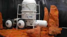 Weltraum Marslander, Marslander, NASA, Mars, Weltraum, Raumfahrt, Raumschiff, Raumforschung, Weltall, Universum, All