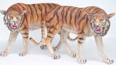 Tiger Figur, Tiger, Figur, Wildkatze, Raubkatze, Großkatze, Afrika, Dschungel, Savanne, afrikanisch, Zoo, Zirkus