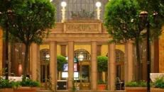 Brandenburger Tor Replikat, Berlin, Wahrzeichen, Hauptstadt, Brandenburg, Dekoration, Tor, Attrappe, Event, Messe