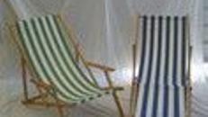 Liegestühle, Liege, Strandliege, Strand, Küste, Badestrand, Ostsee, Nordsee, Stühl, Dekoration, Beach, Event, Messe