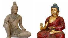 Buddha Figuren, Buddha, Buddhismus, Figur, Dekoration, Asia, Asien, China, Japan, asiatisch, japanisch, chinesisch