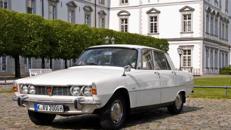 Rover 2000 (P6)