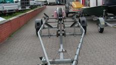 1300 kg, 1,3 to Bootstrailer günstig mieten
