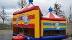 Hüpfburg Circus Mazze