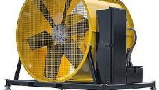 Axialventilator Windmaschine Trotec TTW 400000