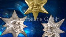 Sterne XXL,  Riesensterne, Vollplastiken WUNDERRÄUME GmbH vermietet: