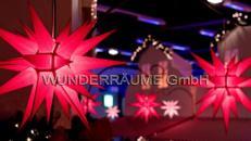 Größter dt. Fundus f. Weihnachtsdeko XXL, WUNDERRÄUME GmbH vermietet: