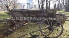 Rustikale Heuwagen - Holzwagen - Leiterwagen WUNDERRÄUME GmbH vermietet: Dekoration/Kulisse für Event, Messe, Veranstaltung, Incentive, Mitarbeiterfest, Firmenjubiläum