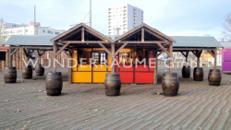 Kleiner Bahnhof - WUNDERRÄUME GmbH vermietet: Dekoration/Kulisse für Event, Messe, Veranstaltung, Incentive, Mitarbeiterfest, Firmenjubiläum