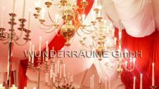 Traumhochzeit ! Hochzeitsdekoration - WUNDERRÄUME GmbH vermietet: Dekoration/Kulisse für Event, Messe, Veranstaltung, Incentive, Mitarbeiterfest, Firmenjubiläum