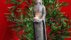 Buddha Statue - WUNDERRÄUME GmbH vermietet: Dekoration/Kulisse für Event, Messe, Veranstaltung, Incentive, Mitarbeiterfest, Firmenjubiläum
