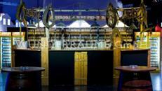rustikale Bar - WUNDERRÄUME GmbH vermietet: Dekoration/Kulisse für Event, Messe, Veranstaltung, Incentive, Mitarbeiterfest, Firmenjubiläum