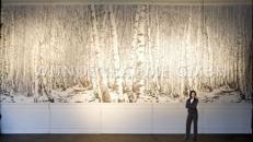 Birkenwaldkulisse - WUNDERRÄUME GMBH vermietet: Dekoration/Kulisse für Event, Messe, Veranstaltung, Incentive, Mitarbeiterfest, Firmenjubiläum