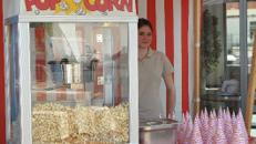 Giant Popcornmaschine der Produktionsgigant inkl. 19% MwSt.