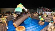 Log Slammer