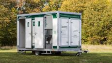 Toilettenwagen  / Miettoiletten / Event Toiletten