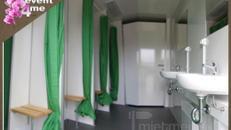 Duschanhänger mit 8 Duschen mieten