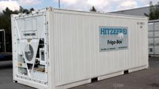 20' Kühlcontainer Frigo-Box