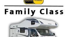 ADAC Wohnmobil Family Class Alkoven