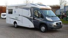 ADAC Exklusiv Wohnmobil Knaus Sky TI 650 MF