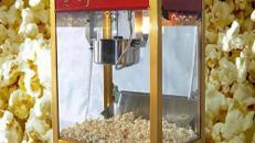 Popcornmaschine klein