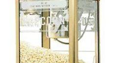 Popcornmaschine groß (L:56cm, B:42cm,H:78cm) 1300w
