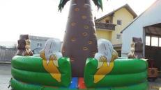 Banana klettern ~ Hüpfburg