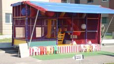 Spielmobil ~ Adventure Park ~ Bällebad
