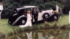 Oldtimer Rolls-Royce Phantom II von 1935