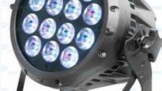 Bocatec 18x10W LED Outdoor-Scheinwerfer mieten
