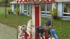 Nostalgisches Kinderkarussell