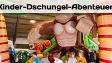 260 qm Kinder Dschungel Abenteuer