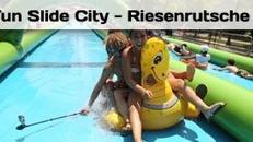 Fun Slide City Riesenrutsche