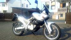Motorrad BMW F 650gs