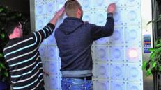 TWALL 64 Reactionwall mieten