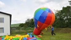 Skydancer Heißluftballon mieten