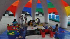 Kleinkind-Spiel-Bereich mieten