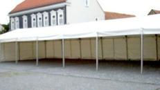 Partyzelt 8 x 27 m