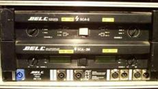 Amp. Rack komplett