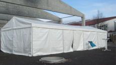 Vereinszelt 6 x 12 m