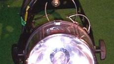 Stroboskop DMX 3,5 kW