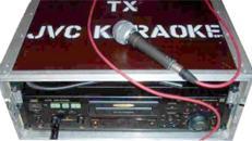 Karaoke-Anlage I-A