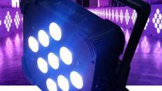 Floorspot mit Akkubetrieb LED