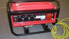 Stromerzeuger / Notstromaggregat LB2600 Generator